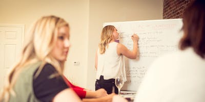 Wine & Whiteboards ~ May 20th