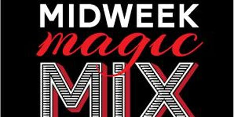 Midweek Magic Mix - a sell out parlour magic show from The Illusioneer Team tickets