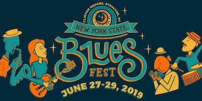 NYS Blues Festival VIP Tent Tickets June 27 - 29