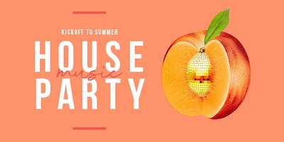 PEACH: A HOUSE music PARTY