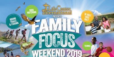 Family Focus Weekend 2019 at LCI & Camp Thunderbird