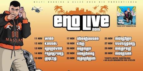 Eno • Live 2019 • Oberhausen Tickets