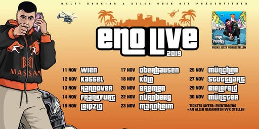 Eno • Live 2019 • Oberhausen