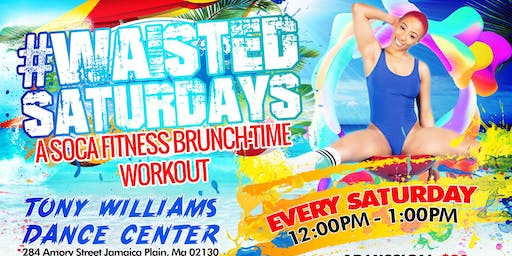SOCATOLOGY: A Soca Fitness Workout Fete #WAISTEDSATURDAYS