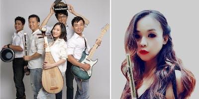 Reise durch Zeit und Raum: Flötistin Ya-Ju Shih & Taiwan AdLib Band