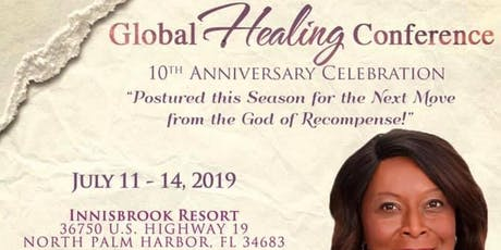 10th Annual Global Healing Conference tickets