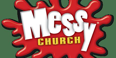 Messy Church at Christchurch January 2020 tickets