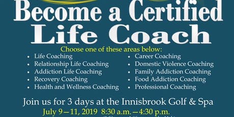 Featured Speaker & Trainer —  Dr. Jami Epstein - MY Life Coaching Center - NY tickets