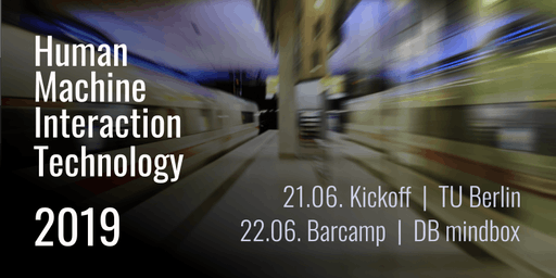 HuMITec Barcamp 2019 | Human-Machine-Interaction Technology