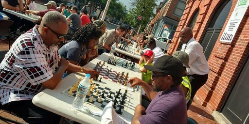 Knigh's Pawn Amateur Chess Tournament