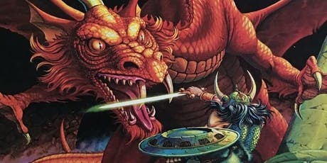 Dungeons and Dragons for Kids with Jonah tickets