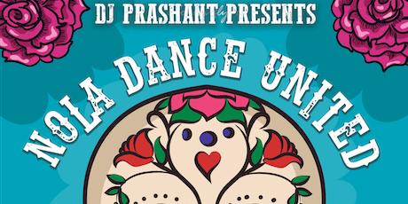 Nola Dance United: Bollywood, Latin & Afrobeats Night tickets