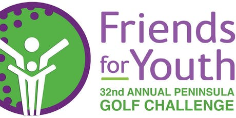 Friends for Youth 32nd Annual Peninsula Golf Challenge tickets
