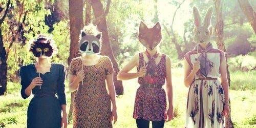 Garden Masquerade FarmFest