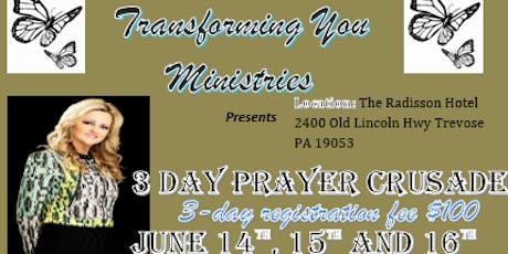 3 Day Prayer Crusade tickets