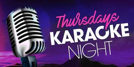 After Work/School Karaoke at Klubhouse tickets
