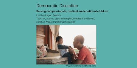 Democratic Discipline (One day intensive) tickets