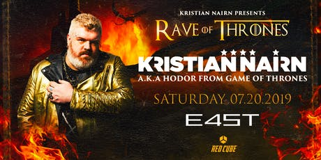 RAVE OF THRONES tickets