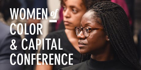 Women of Color and Capital Conference tickets