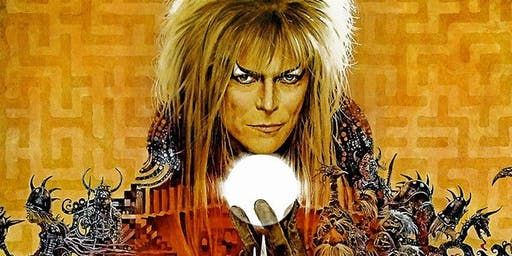 CULTURE CINEMA PRESENTS: THE 33rd ANNIVERSARY OF THE LABYRINTH (1986)