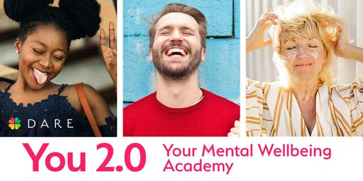 You 2.0 - Mental wellbeing workshop