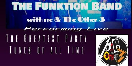 Neighbours Dance Party with The Funktion Band w/Me & Other 3! tickets