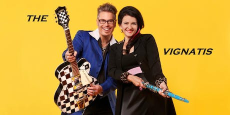 The Vignatis Open for Big Bad Voodoo Daddy @ The Saban Theater tickets