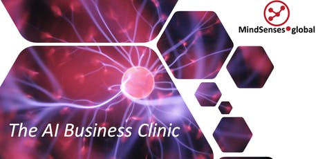 Artificial Intelligence- The Virtual AI Business Clinic tickets