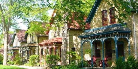 Milwaukee Avenue Historic District Walking Tour tickets