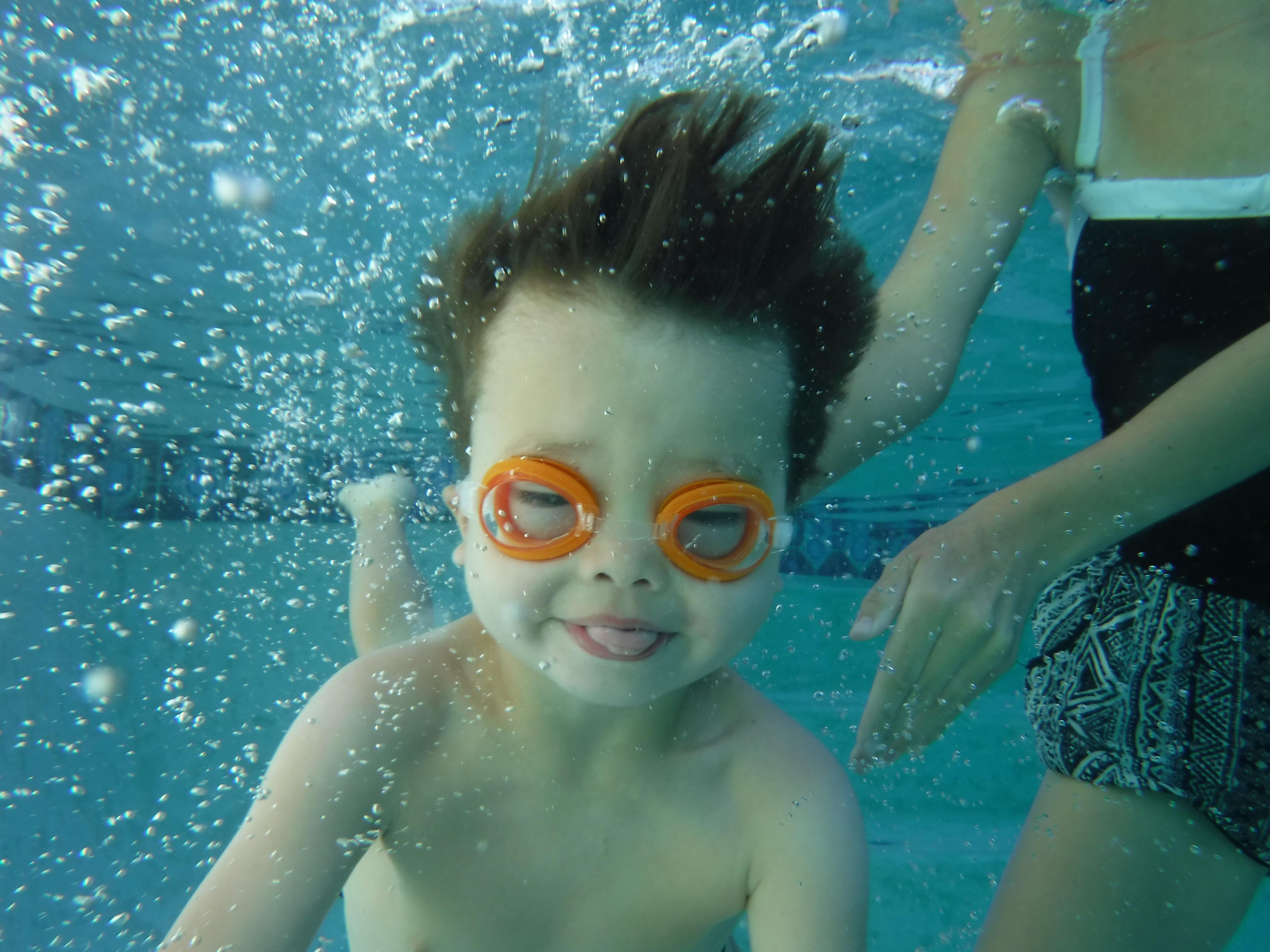 Trim Swim Lessons- Basic Beginner
