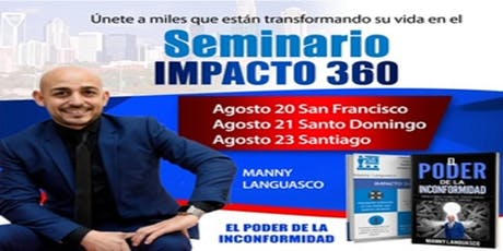 IMPACTO 360 entradas