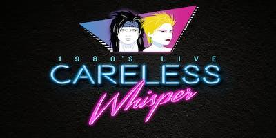 Careless Whisper 1980s LIVE