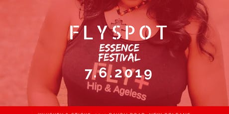 THE FLYSPOT - ESSENCE FESTIVAL tickets