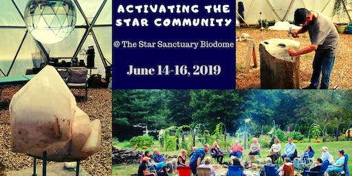Activating the Star Community at the Star Sanctuary Biodome