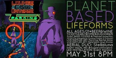 Planet Based Lifeforms