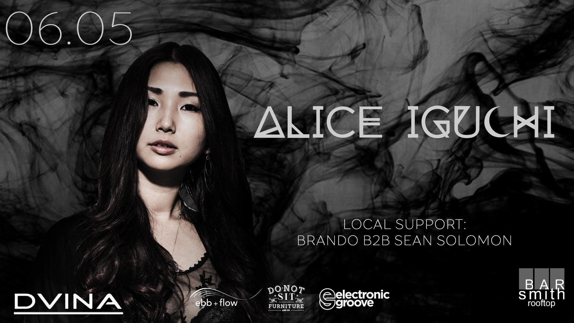DVINA Wednesdays: Alice Iguchi