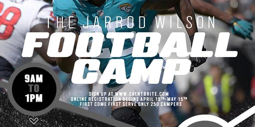 The Jarrod Wilson Football Camp