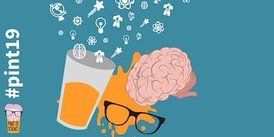CDMX Pint of Science: MENTE MARAVILLOSA