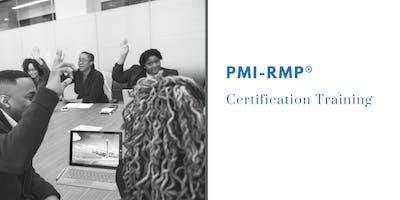 PMI-RMP Classroom Training in Santa Barbara, CA
