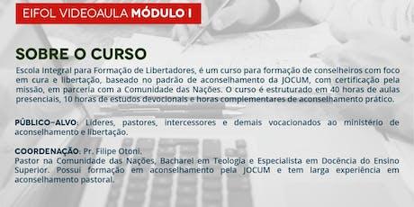 CURSO EIFOL VIDEOAULA MODULO 1 ingressos