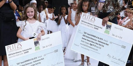 KIDS FASHION SHOW AUDITION - KIDS 4 TO 8 YEARS OLD FASHION SHOW CASTING CALL AUDITION IN NYC tickets