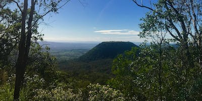 HAPPY HIKERS TOOWOOMBA - GOOD FRIDAY PICNIC ON TABLE TOP