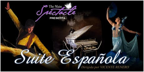 "Espectáculo ""Suite Española""  