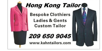 Hong Kong Tailor Trunk Show Los Angeles