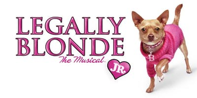 "Ralston Middle School Presents ""Legally Blonde Jr."""