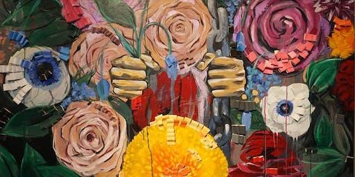 Healing through Art featuring Hiba Jameel