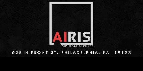AIRIS FRIDAYS tickets