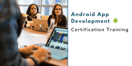 Android App Development Certification Training in Des Moines, IA tickets