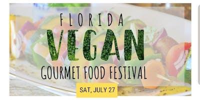 Vendors and Sponsors for Florida Vegan Gourmet Food Festival
