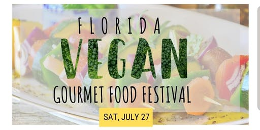 Vendors and Sponsors for Florida Vegan Gourmet Food Festival